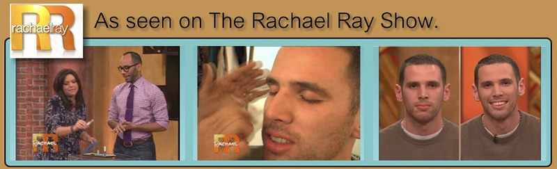 skin care on Rachael Ray